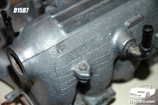 d15b2 z6 intake manifold
