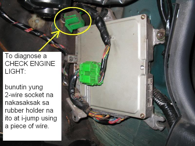 Civic EG View topic - ECU codes and CEL diagnosis