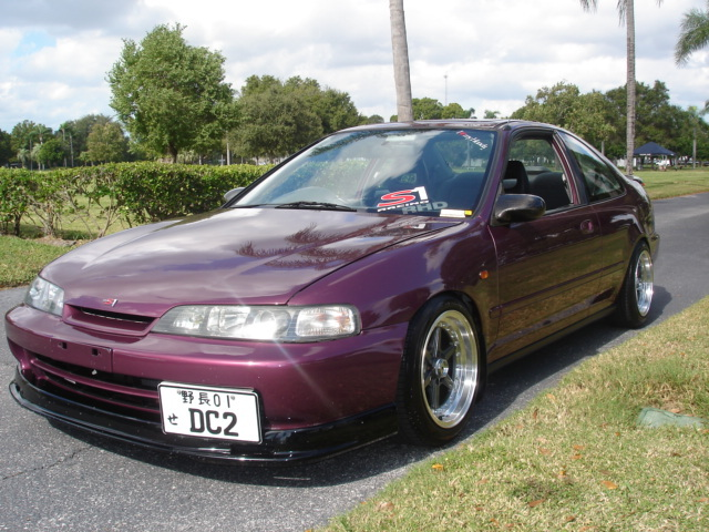 98 Integra Jdm Front End Conversion Jdm Integra Front End