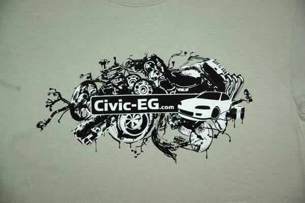 Civic-EG Urban T-shirt