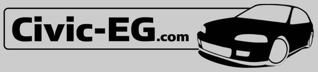 Civic-EG Cutout Sticker
