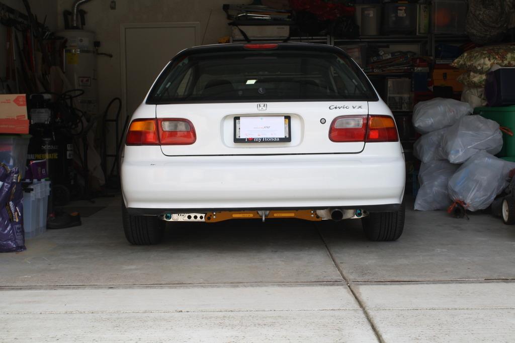 FlopUrDonk's Civic VX