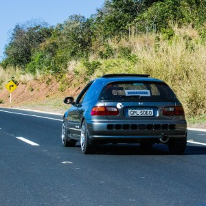 Honda Civic VTI b16a2