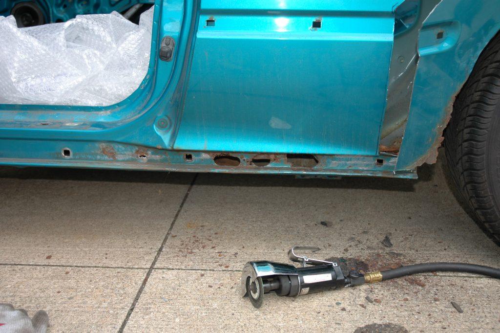 DIY: How to fix your honda civic's rust – Civic EG