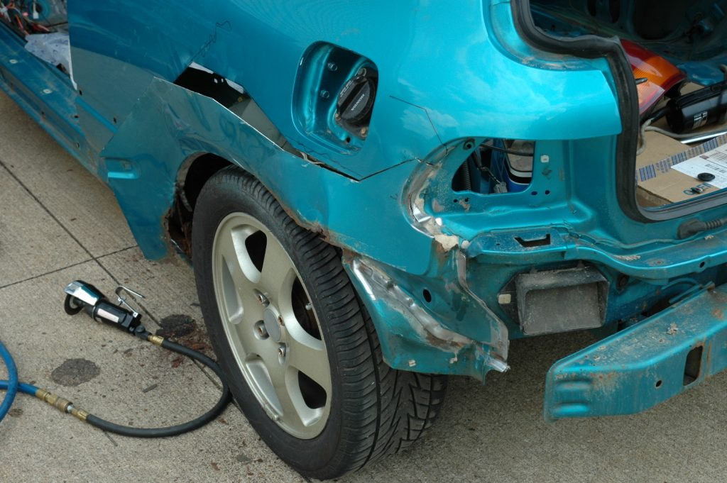 DIY: How to fix your honda civic\'s rust – Civic EG