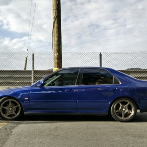 1993 Civic EX sedan